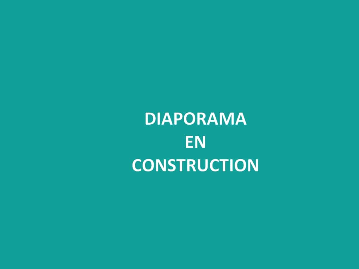 Diaporama En Construction