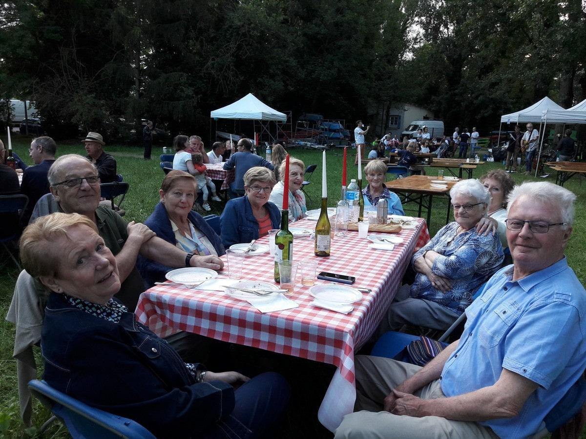 ASBCA Repas Des Adherents 2018 09