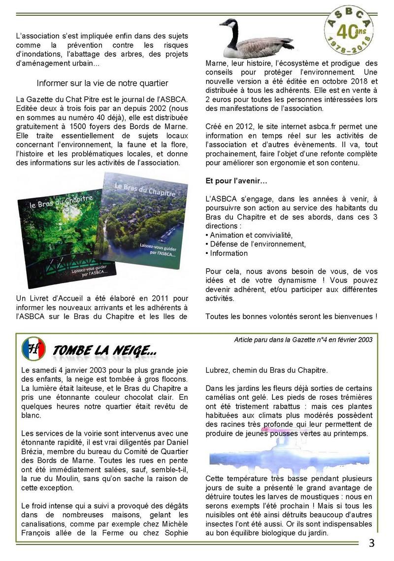 Gazette Du Chat Pitre Numero 40 Page 03