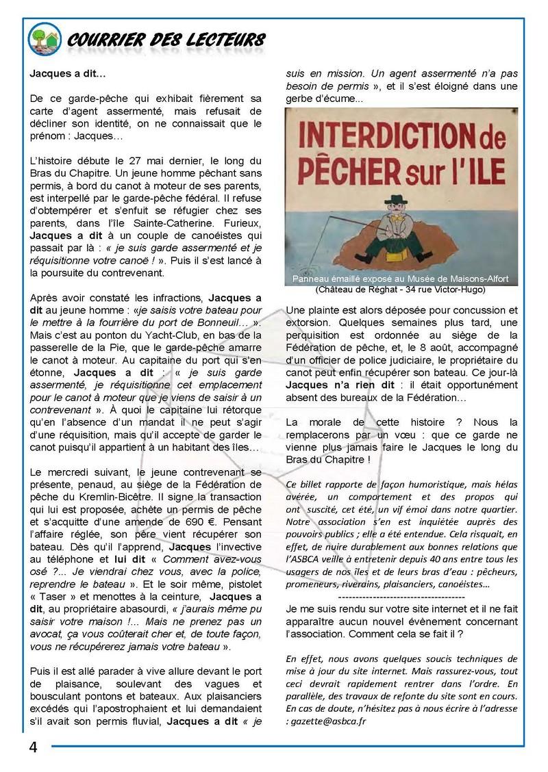 Gazette Du Chat Pitre Numero 40 Page 04