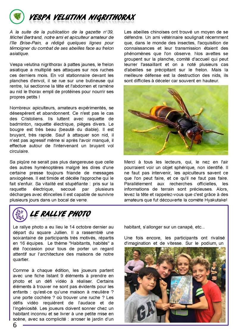 Gazette Du Chat Pitre Numero 40 Page 06