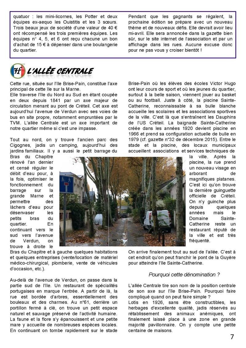 Gazette Du Chat Pitre Numero 40 Page 07