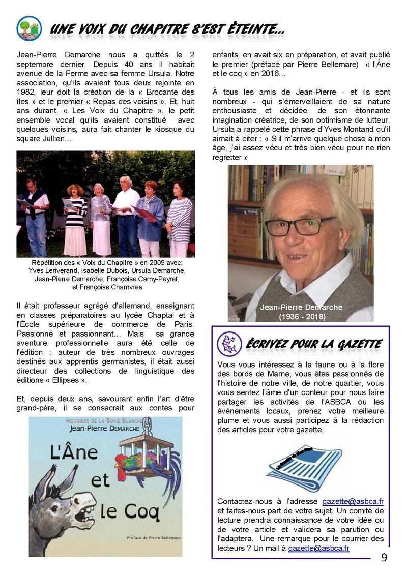 Gazette Du Chat Pitre Numero 40 Page 09