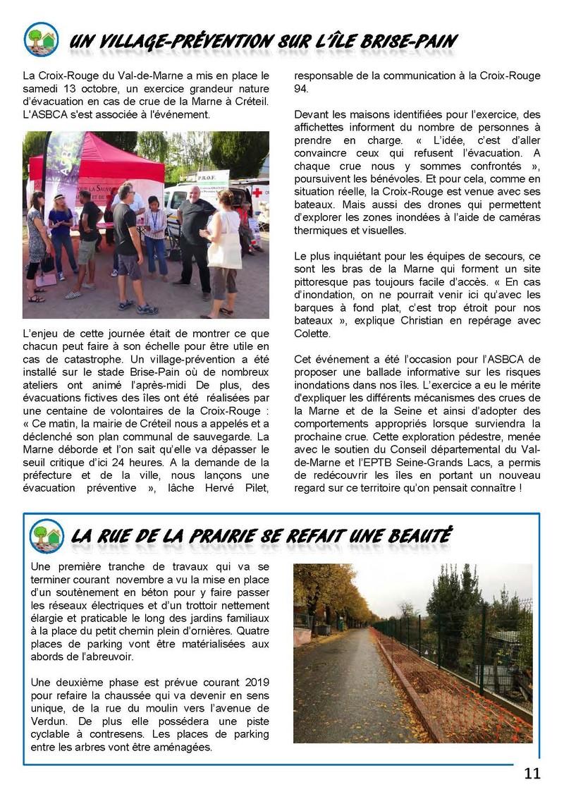 Gazette Du Chat Pitre Numero 40 Page 11