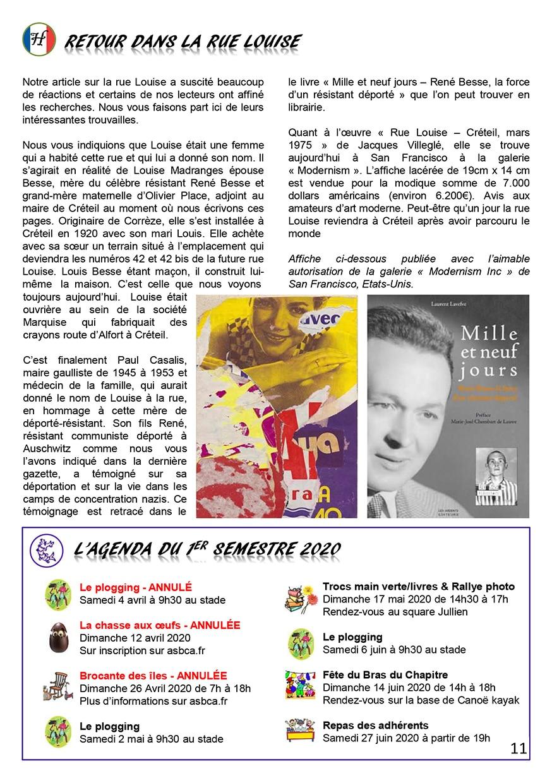 Gazette du Chat Pitre numero 44 Page 11