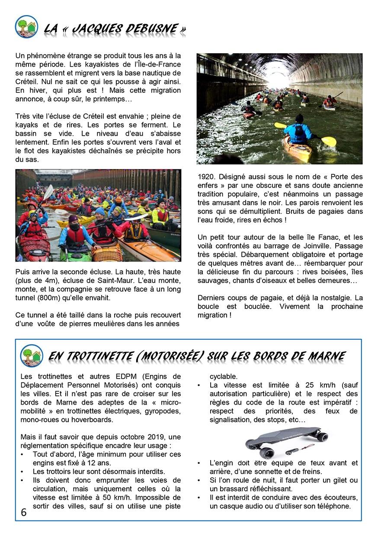 Gazette du Chat Pitre numero 44 Page 6