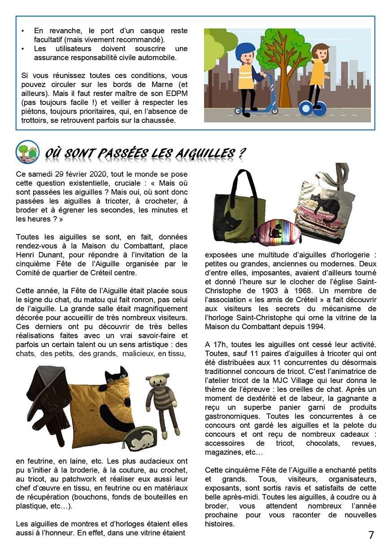 Gazette du Chat Pitre numero 44 Page 7