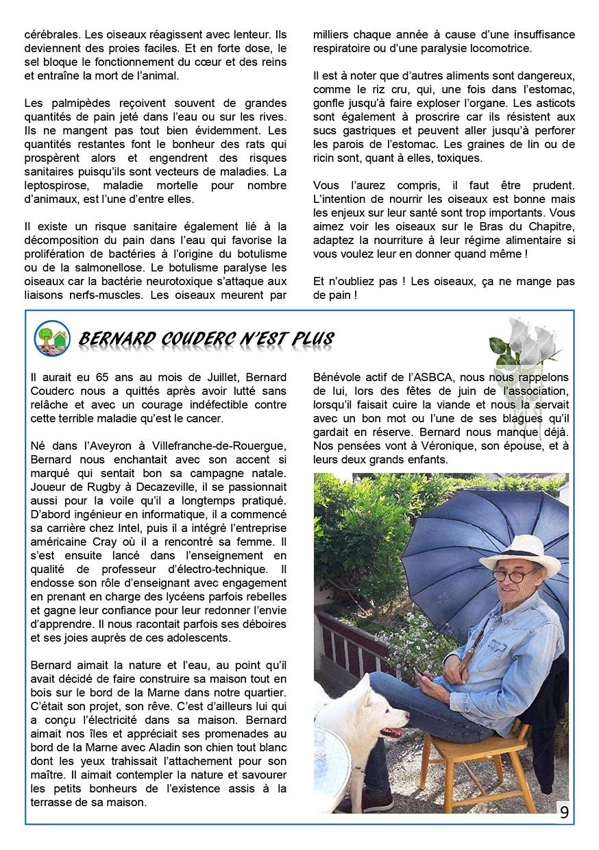 Gazette du Chat Pitre numero 44 Page 9