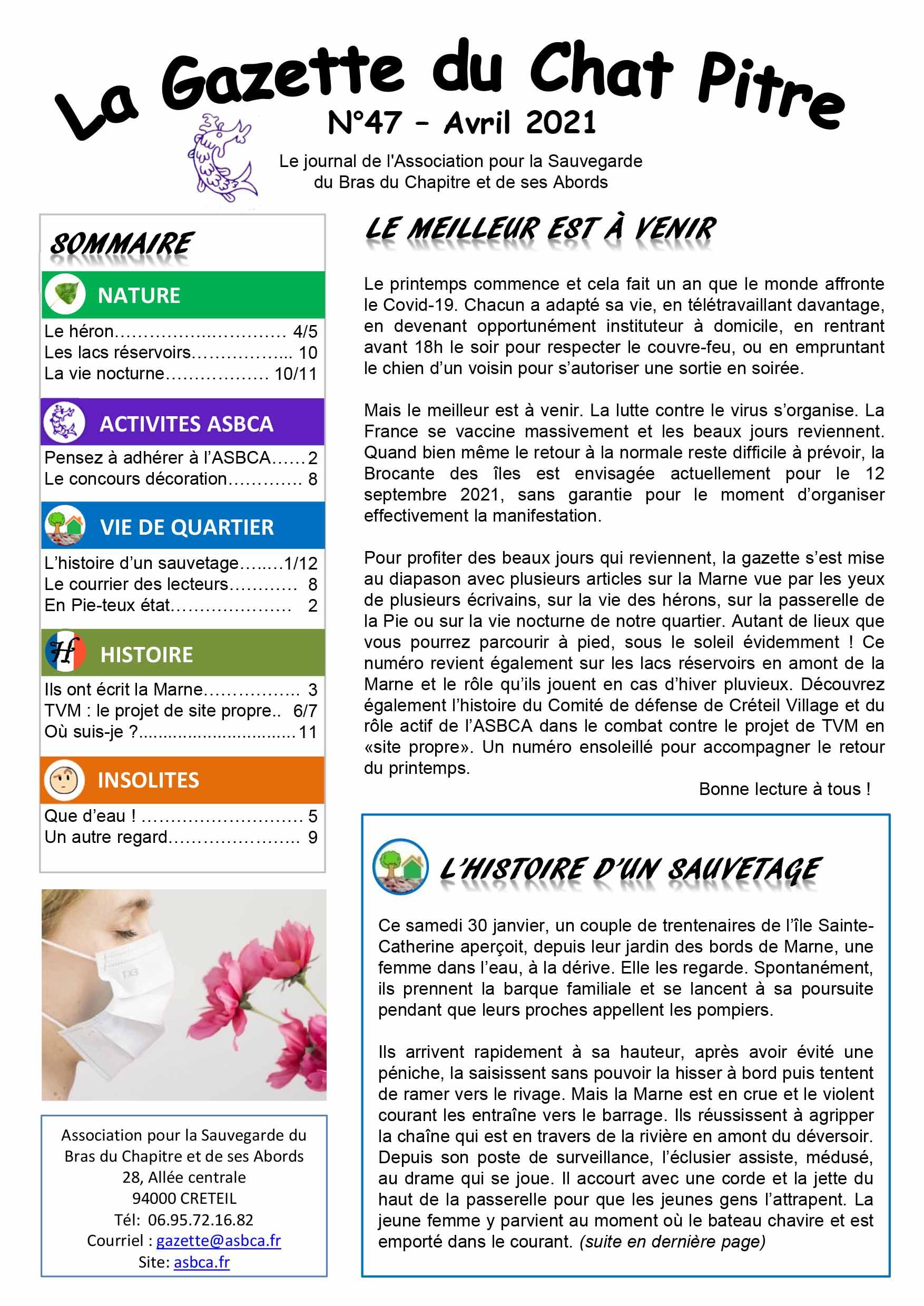 Microsoft PowerPoint Gazette N47 3.pptx